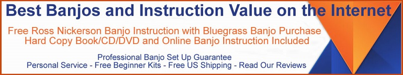 Best Banjo Prices Online - BanjoTeacher.com