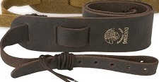 Leather Banjo Strap for Goodtime and Artisan Banjos