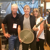 GoldTone Banjos- Wayne Rogers, Robyn Rogers, Ross Nickerson