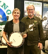 Greg Deering - Ross Nickerson Banjoteacher-com