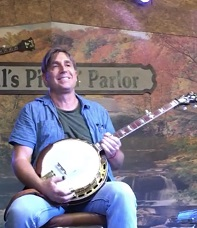 Ross Nickerson Banjo