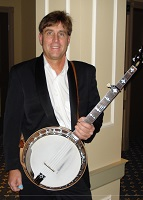 Banjo Player - Ross Nickerson