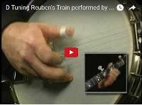 Reuben in D tuning