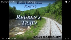 Reuben's Train