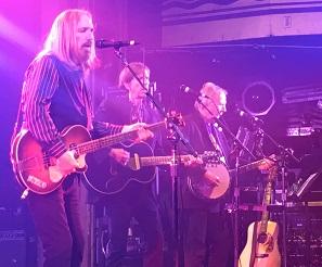 Banjo Player Herb Pedersen - LR Baggs Banjo Bridge Pickup - Tom Petty - Mudcrutch