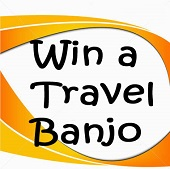 Win a Goldtone CC 50 Travel Banjo