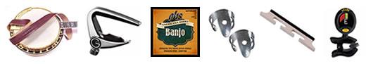 banjo supplies