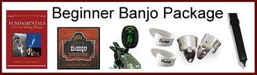 discounts on banjos