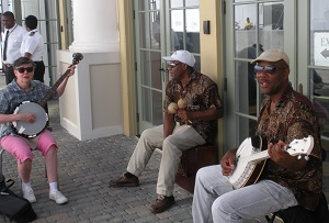 banjo cruise vicki mark anthony