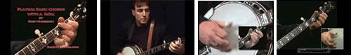 free banjo videos