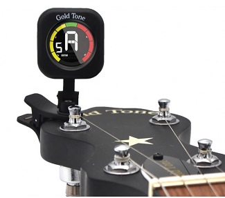Gold Tone SCT Swift banjo tuner with 360 degree display