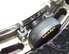 snark banjo tuner that attaches to head brackets