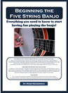 banjo instructions
