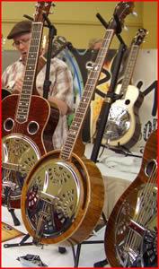 reso banjo