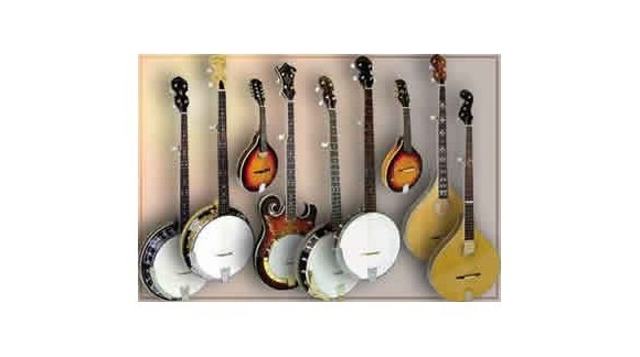 BANJO WEBSITE LINKS