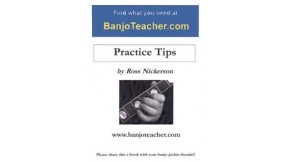 Free Beginner Banjo E-Book for New Mailing List Members