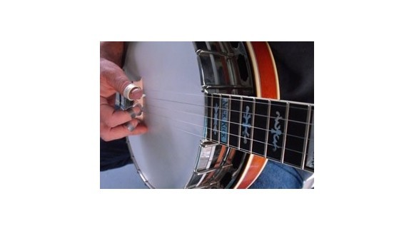 How to Bend Banjo Picks