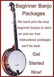 Beginner Banjo