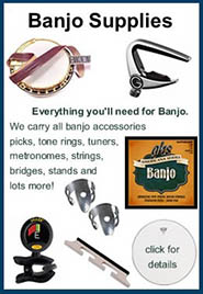 Banjo Supplies